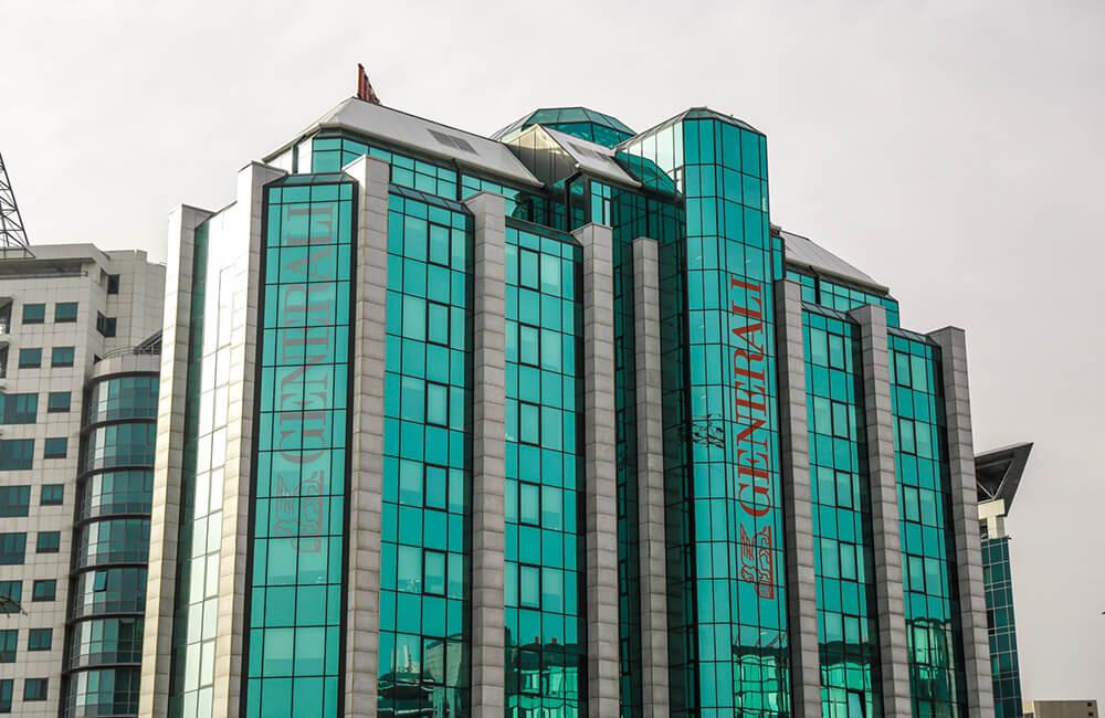 Delta Generalli osiguranje, Beograd