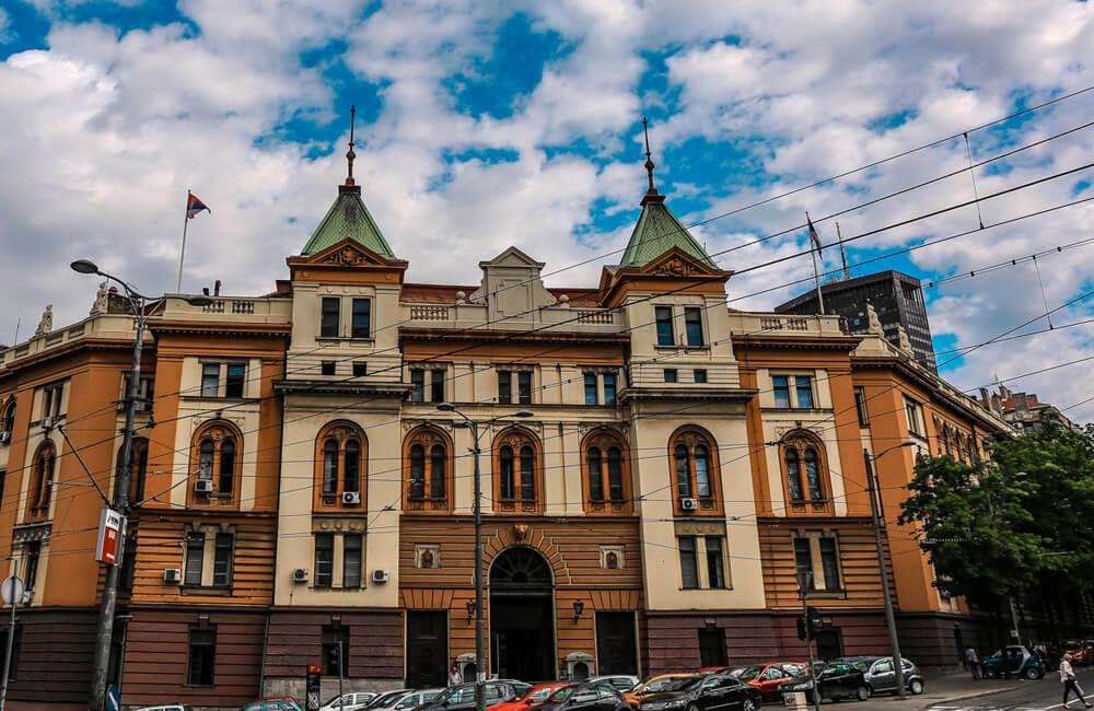 Generalštab, Beograd