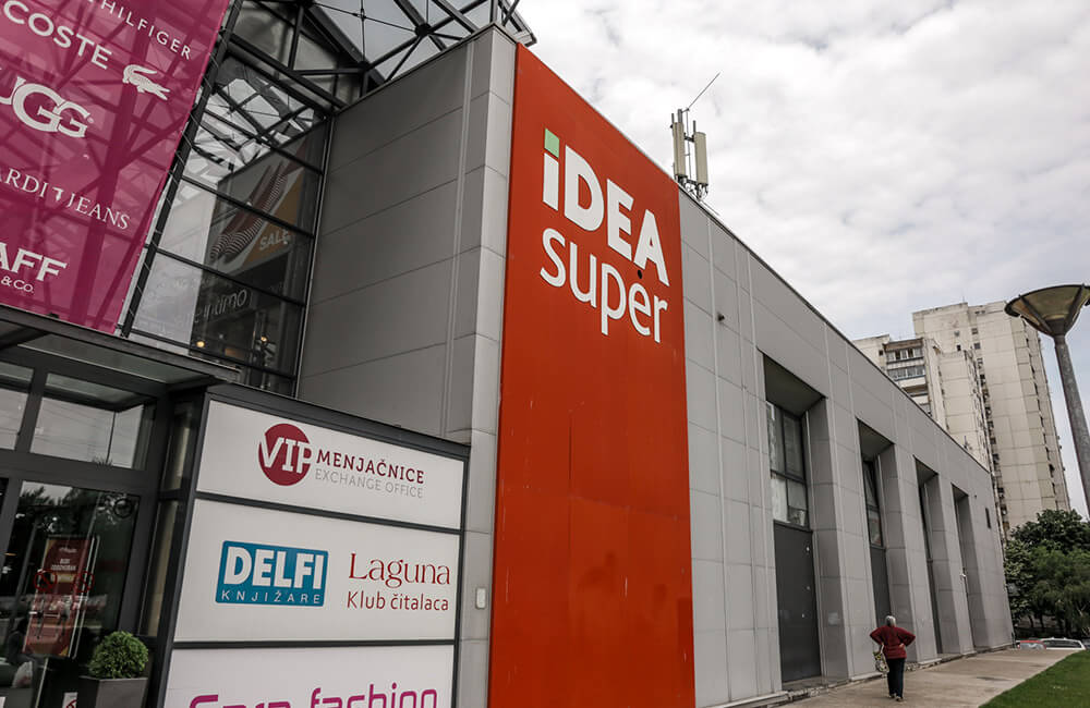 IDEA SUPER IMMO CENTAR, Beograd