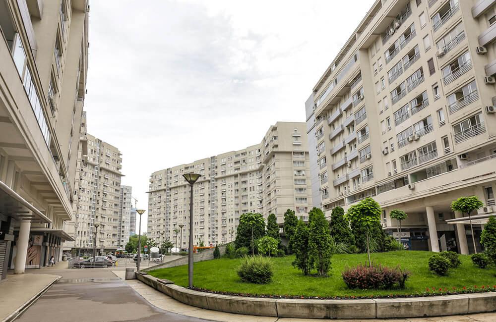 Stambeno poslovni objekat Belville GP6, Novi Beograd