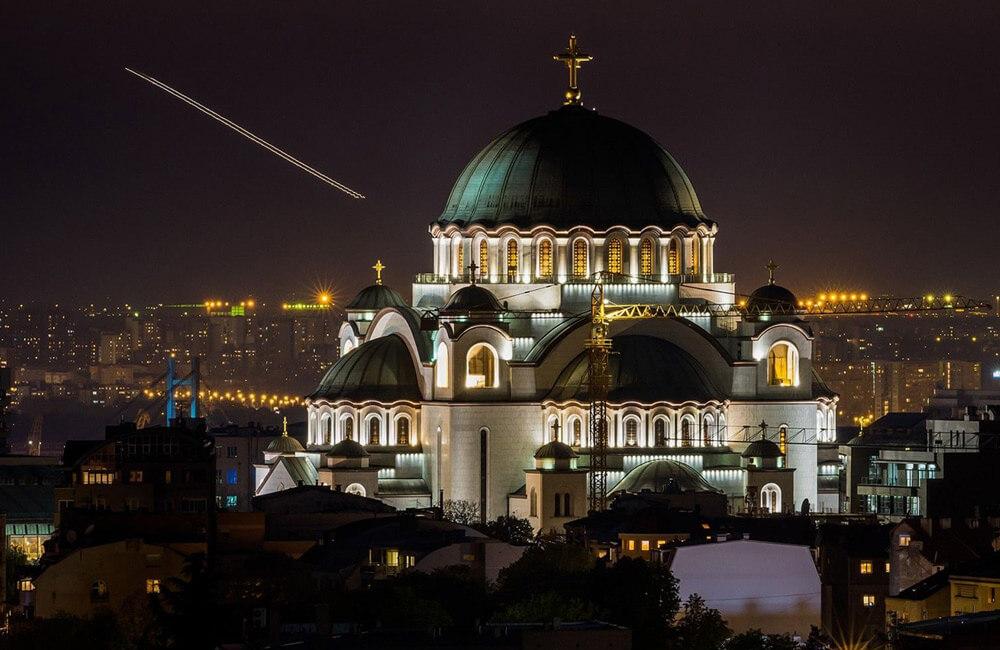 Spomen Hram Sv Save na Vračaru, Beograd